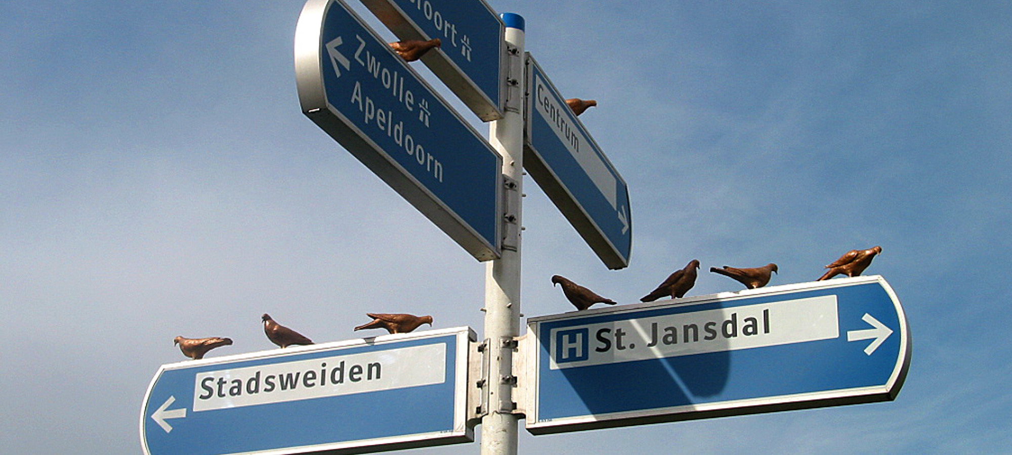 Kunst openbare ruimte Harderwijk-BlokLugthart