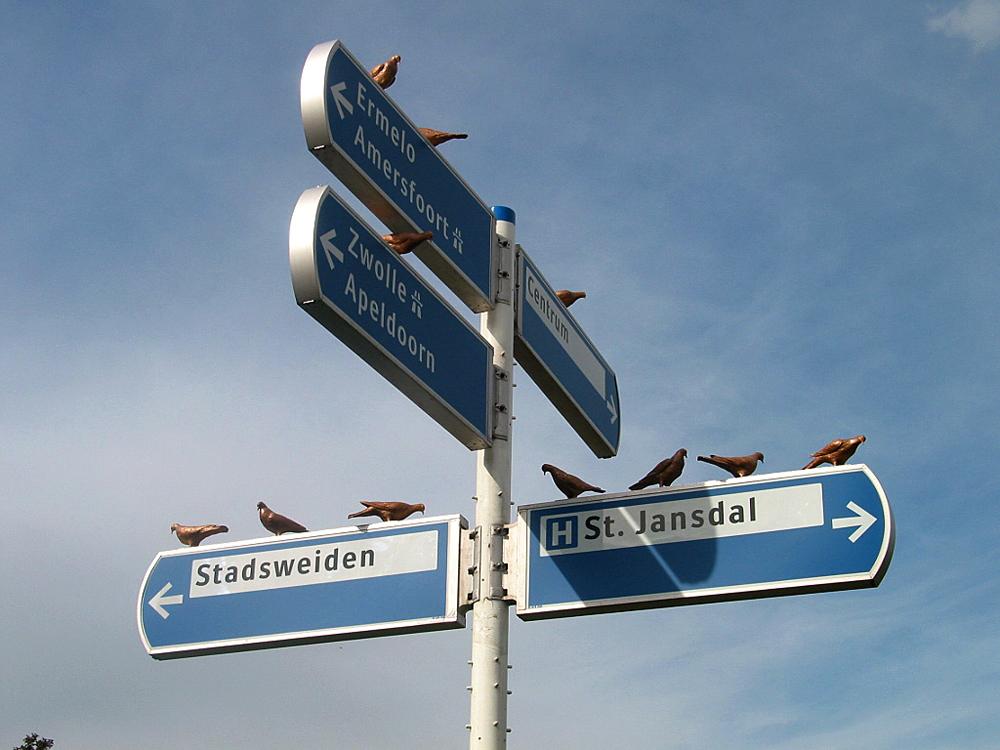 Kunst openbare ruimte Harderwijk