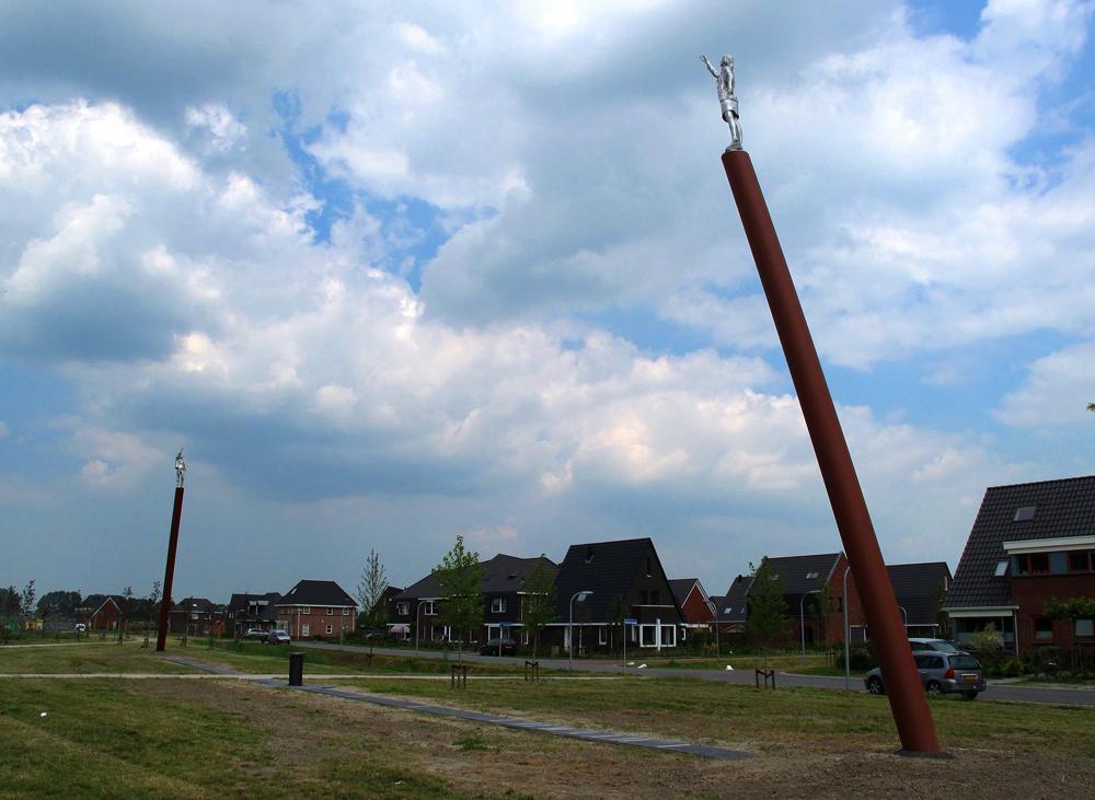 Kunst openbare ruimte Zuidhorn