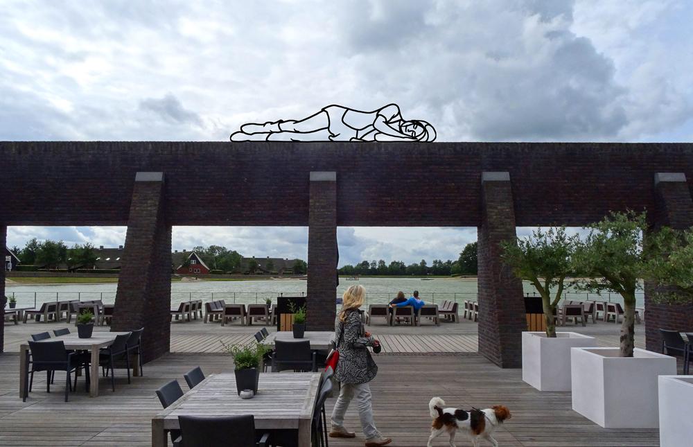 Kunst openbare ruimte Hof van Saksen