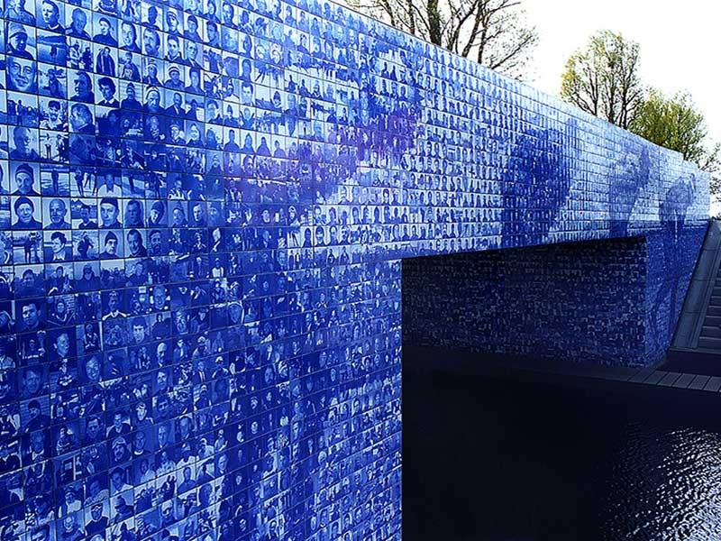 Kunst openbare ruimte Elfstedentocht-BlokLugthart