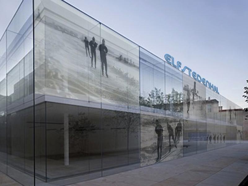Kunst openbare ruimte Leeuwarden-BlokLugthart