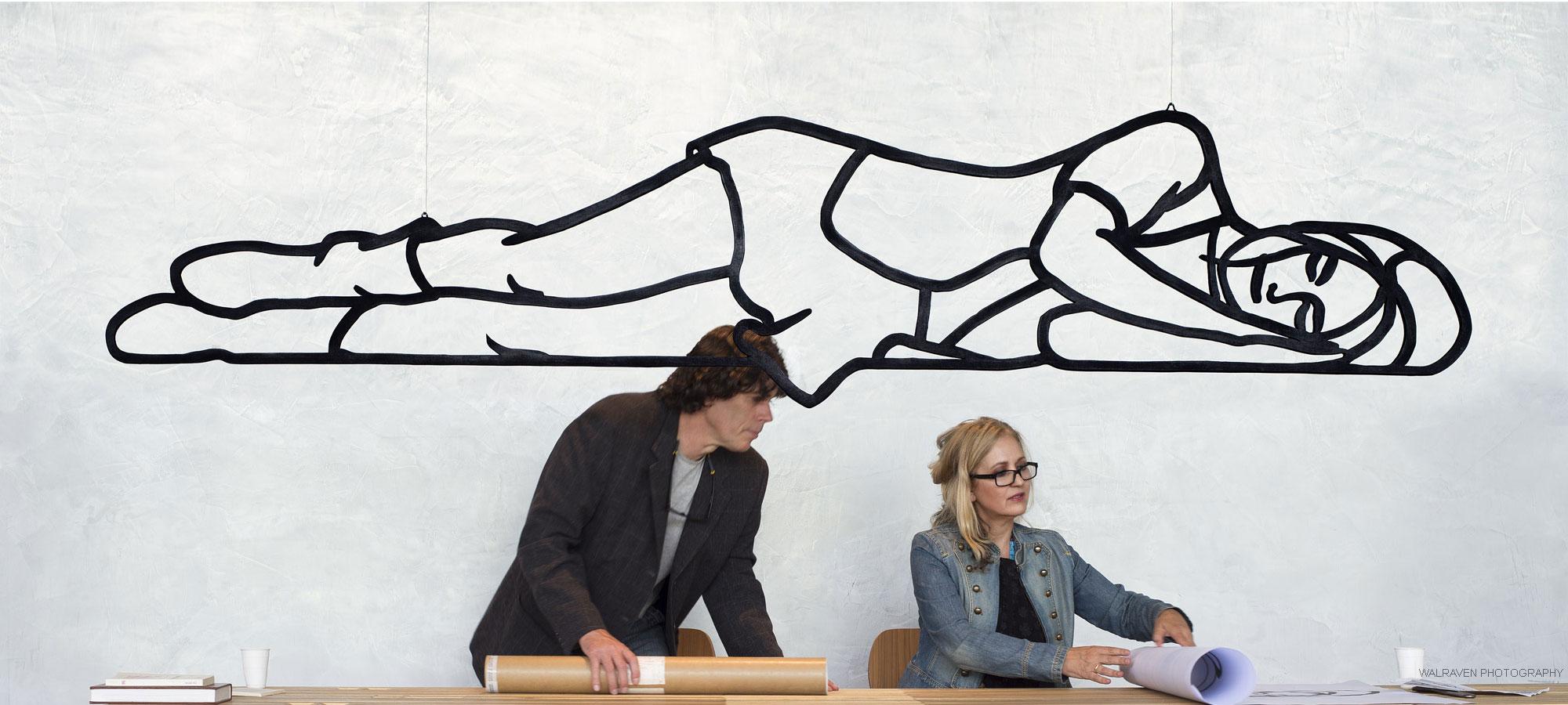 Kunst in de openbare ruimte - BlokLugthart