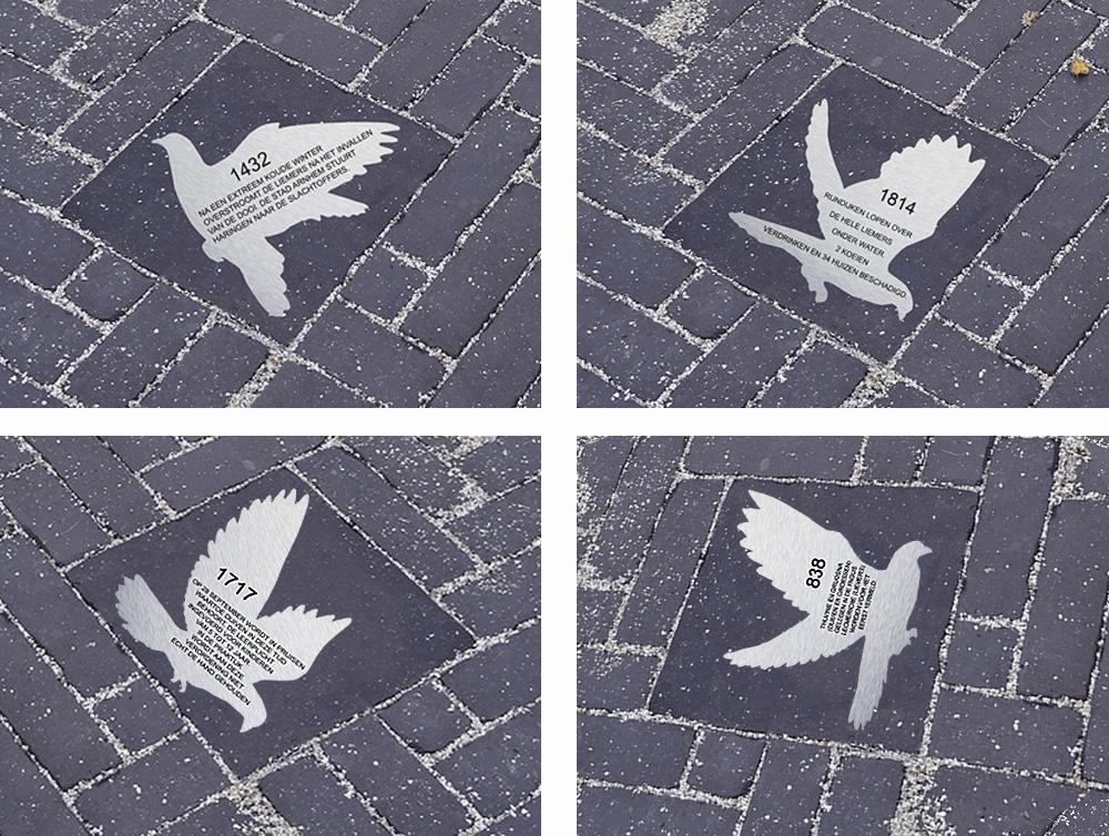 kunst openbare ruimte Duiven kunstwerk Bloklugthart